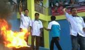 Woww...agenda pelantikan DPD KNPI Kabupaten Tangerang berlangsung ricuh