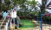 Mandi Air Panas sambil Nikmati Pemandangan di Cisolong