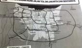 Duh, Patok JORR II Serpong-Cinere di Tangsel Hilang