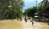 Banjir Rendam 5 Kecamatan di Pandeglang