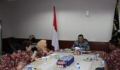 NPC Banten Audiensi Dengan Wakil Ketua DPRD