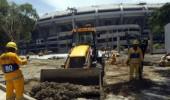 Tangerang Akan Bangun Stadion Standar Asia di Bojong Nangka