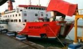 KMP Mufidah Mati Mesin Ditengah Laut