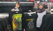 More Underground Sediakan Kaos Band Rock