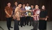 Komisi I Kunker ke DPRD Provinsi Jawa Barat