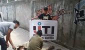IJTI Banten berkurban bersama warga
