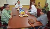 Komisi III Kunjungi BJB Syariah Depok