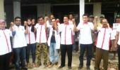 Inilah tim verifikasi DPW Perindo Banten di wilayah DPD Pandeglang