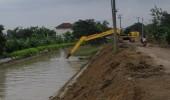 Rehabilitasi Saluran Induk  Pamarayan Utara Jadi Proyek Percontohon BBWSC3.