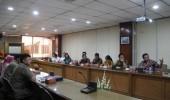 Komisi II Kunjungi Kantor Perusahaan Daerah Pasar Jaya