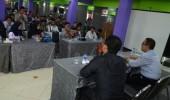 Ketua DPRD Tampung Aspirasi Mahasiswa