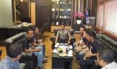 Kapolda Banten resmi menjadi Dewan Pembina ormas PERANK