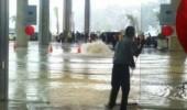 Diguyur Hujan Seharian, Bandara Soekarno-Hatta Kebanjiran