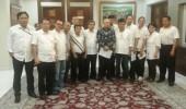 Perwakilan peternak unggas diterima di Istana Negara oleh kepala staf kepresidenan Teten Masduki