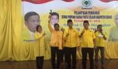 """Temui Ratusan Kader Golkar Di Banten, Idrus Marham buktikan kesaktian """"Golok Andika"""""""
