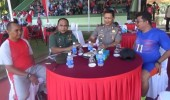 Gelar Turnamen Sepak Bola Piala Baladika Cup, Grup-1 Kopassus Gandeng Kerjasama Ormas PP