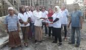 Kartini Perindo Banten Beri Bantuan Pembangunan Mesjid Assadeliyah