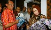 Bupati Serang Resmikan Batik Anyer