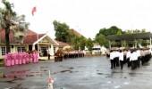 Kapolres Serang Kota AKBP Komarudin, S.IK Pimpin Sertijab 1 Kasatreskrim 3 Kapolsek Serang dan Jajaran Polres Serang