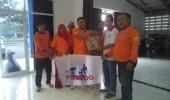 Rescue Perindo Banten Bantu Korban Angin Puting Beliung
