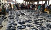 Paguyuban Nelayan Binuangen Minta pemerintah Hapus Retribusi 5% di Luar Perda Lebak.