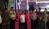 Kapolda Banten Cek Kesiapan Anggota Pos Pam Kota Serang di Malam Takbiran
