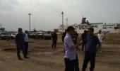 Tak Memiliki Izin Diatas Lahan Milik PT Nugra Santana, Tongkang dan Kapal Diusir Oleh Perusahaan