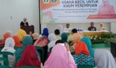 BKOW Banten Dorong Kaum Perempuan Lebih Mandiri