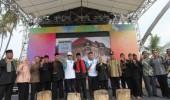 Pemprov Banten Inisiasi Pembangunan Jalur Pedestrian Di Kawasan Wisata Anyer