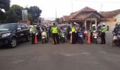 Hari pertama Operasi Kalimaya Polres Serang, Jaring Ratusan Kendaraan
