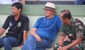 Wahidin Halim, Gubernur Banten yang Suka Sepak Bola