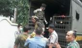 Maraknya Isu Penyerangan Terhadap Ulama/Kiayi, Satpol PP Kota Serang Gelar Razia OGDJ Bersama TNI-Polri