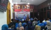 Anggota DPD RI Hadiri Agenda Diskusi Publik Bersama KNPI Kubu Ali Hanafiah