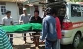 Ambulance Rescue Perindo Antar Jenazah Warga Serang Untuk Di Kebumikan