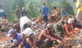 TMMD Ke 101 Kodim 0603 Lebak Di Hari Ke Sebelas Sudah Mencapai Progres 75,2% Di Desa Cimanyangray