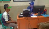 Polsek Kota Serang Berhasil Amankan Satu Pelaku Curanmor Di Daerah Unyur