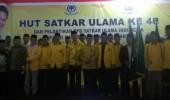 Hut Ke-48, Ketua Umum DPP satkar Ulama Indonesia Lantik Pengurus Satkar Kab/Kota Se-Provinsi Banten