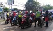 Selama Enam Hari, Satlantas Polres Serang Kota, Menindak Sebanyak 889 Pelanggar