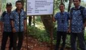 Demi Tersedianya Pasokan Air Dinas Pertanian Dan Perkebunan Kabupaten Lebak  Membangun Embung Di Dua Kecamatan