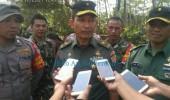 Inspektur Umum Brigadir Jendral TNI Mabesad Darmono, Pantau Program TMMD Di Dua Desa Kecamatan Jawilan Kabupaten serang