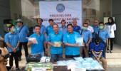 BNNP Banten, Berhasil Gagalkan Pengiriman Narkoba Jenis Sabu Seberat 7 Kg Dan 65.000 Butir Ekstasi
