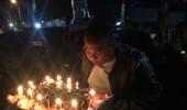 Hut Ke-37, Waka Polres Serang Kota Dapat Kejutan Dari Personil