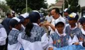 Wakil Bupati Lebak Ade Sumardi Berikan Semangat Dan Motipasi Kepada Kontingen Lebak