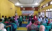 Pembayaran Uang Ganti Rugi Pengadaan Tanah Jalan Tol Serang -  Panimbang Tahap ll Dilaksanakan Di Gedung Kantor DPD Partai Golkar Lebak
