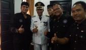 Pengurus Bandrong Hadiri Pelantikan Walikota Serang