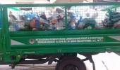 Dinas Lingkungan Hidup Lebak Tidak Tau Apa Apa Terkait Bantuan Kendaraan Roda Tiga Dari Kementrian Lingkungan Hidup