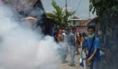 Muhamad Iksan : Fogging Perindo Cegah Warga Terkena Virus DBD