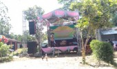 Perkuat Tali Silaturahmi Jelang Pemilu, Warga Bangkalok Adakan Peringatan Isro Mi'raj