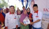 Bukti Sejahterakan Masyarakat Perindo Banten Gelar Bazar Murah
