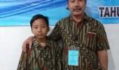 Siswa SMP Satu Atap7 Maja Wakili Lebak Di OSN Tingkat provinsi